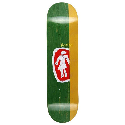 Girl Brophy Sketchy Og Deck (8.25)