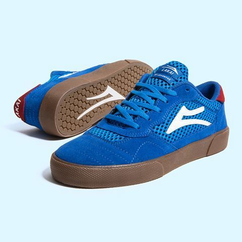 Lakai Cambridge Jovante Turner (Blue/Gum)