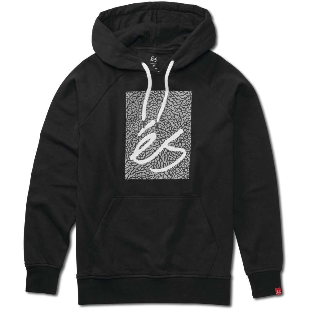 Es Main Block Fleece (Black)