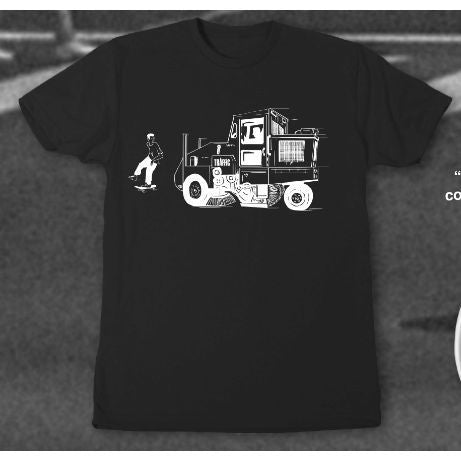 Traffic Street Cleaner Tee (Black)