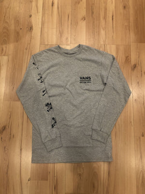 Vans Mickey 90's Tee ( Heather)