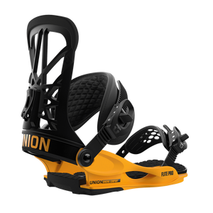 Union Flite Pro Bindings 18/19 (Black/Yellow)