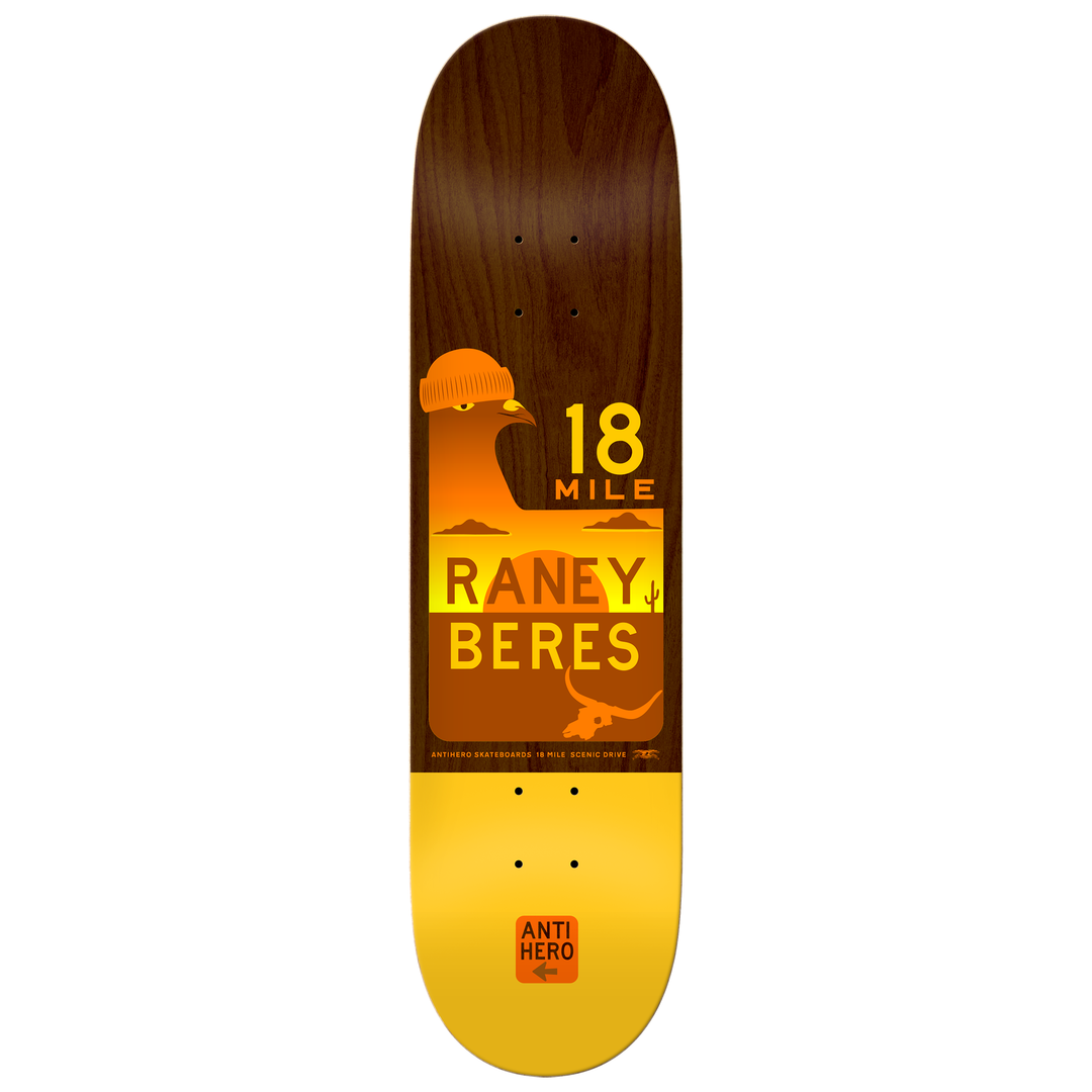 Anti-Hero Beres Scenic Drive 2 Deck (8.25)