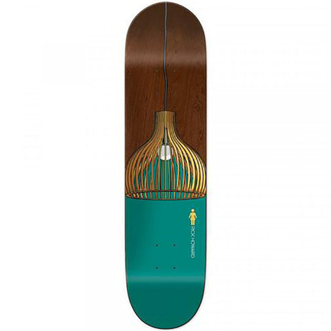 Girl Howard Illuminated Deck (8.5)