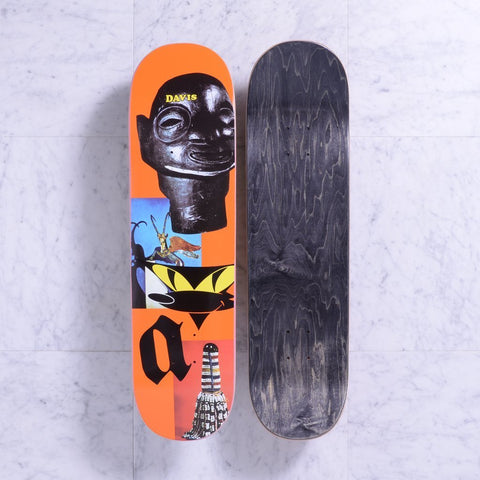 Quasi Al Davis Cat Deck Orange (8.25)