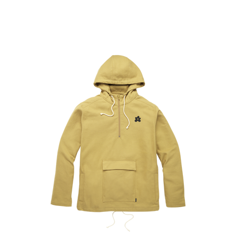 Cons Golf Le Fleur Anorak (Curry)