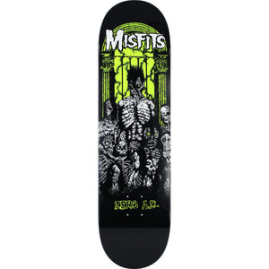Zero X Misfits Earth AD Deck 8.125