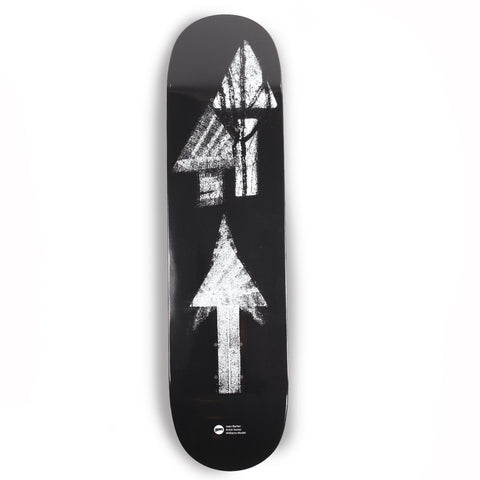 Hopps Williams Barker Artist Series Deck (8.5)