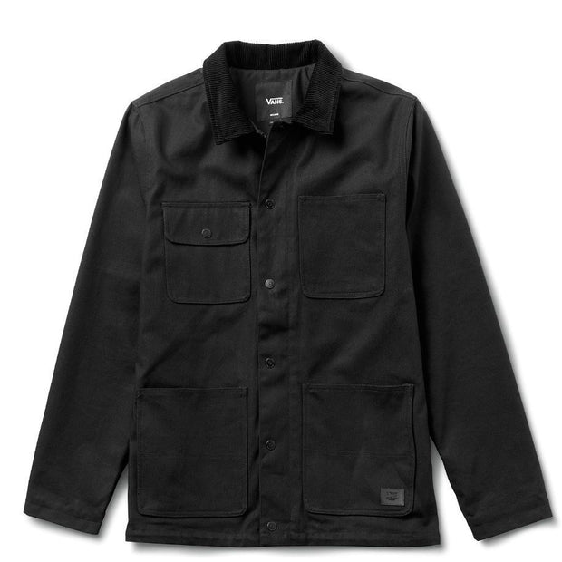 Vans Drill Chore Coat WN1 (Black)