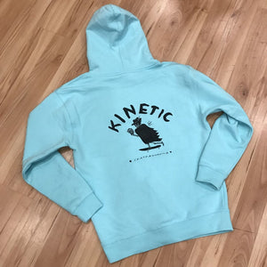 Kinetic Reaper Hoodie Limited Edition (Robins Egg Blue)