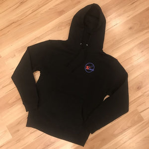 Kinetic 87 Hooded Sweatshirt (Black)