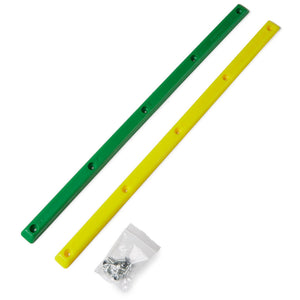 Shake Junt Rails (Green/Yellow)