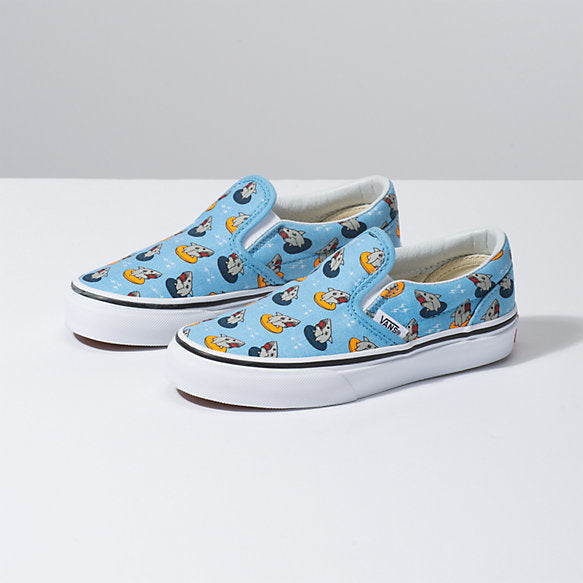 Vans Kids Classic Slip-On Floatie Sharks