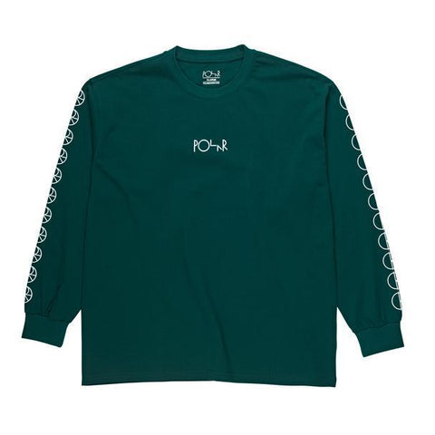 Polar Racing L/S (Dark Green)