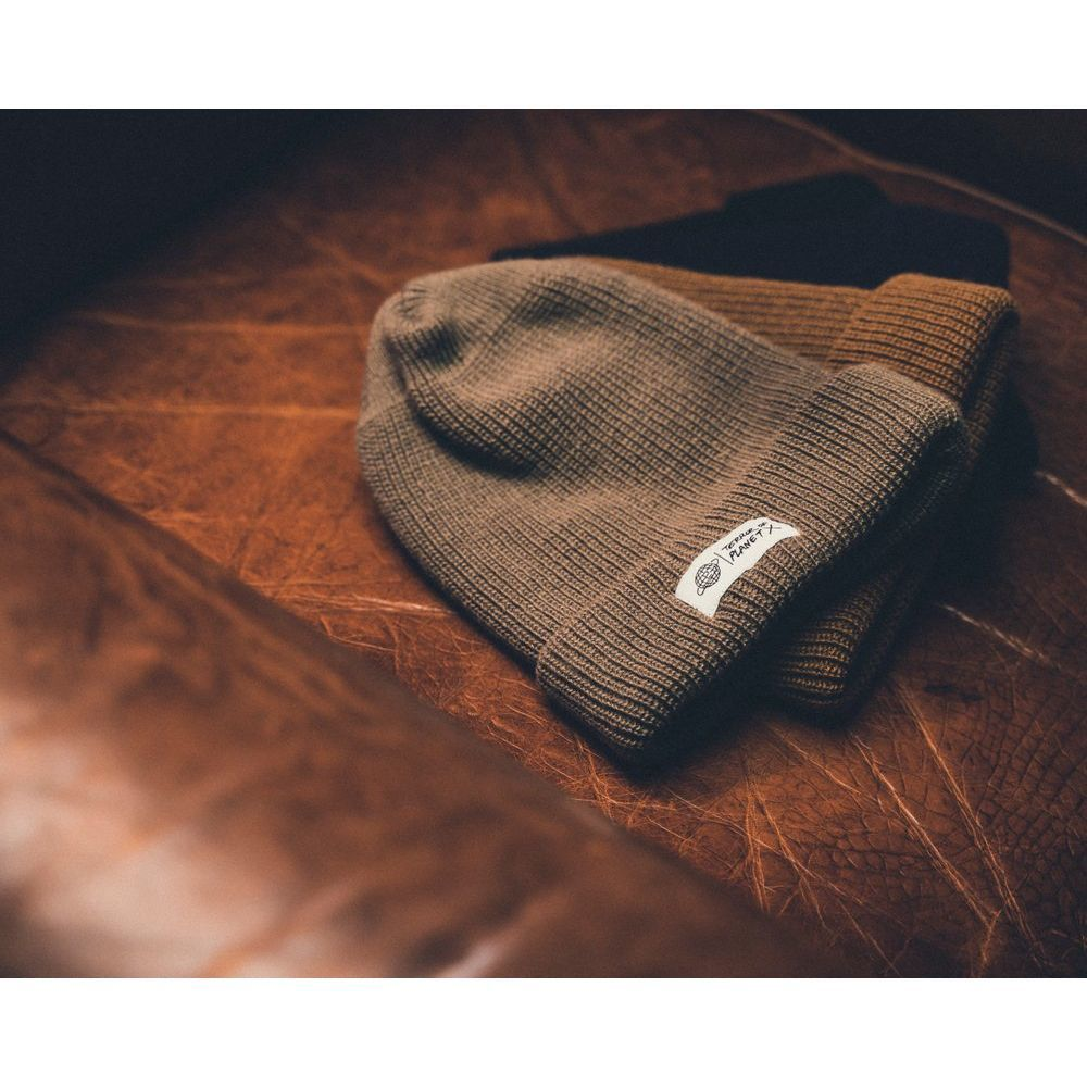Terror of Planet X Patch Beanie (Navy)