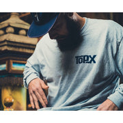 Terror of Planet X Global Survaillence L/S Tee (Grey)