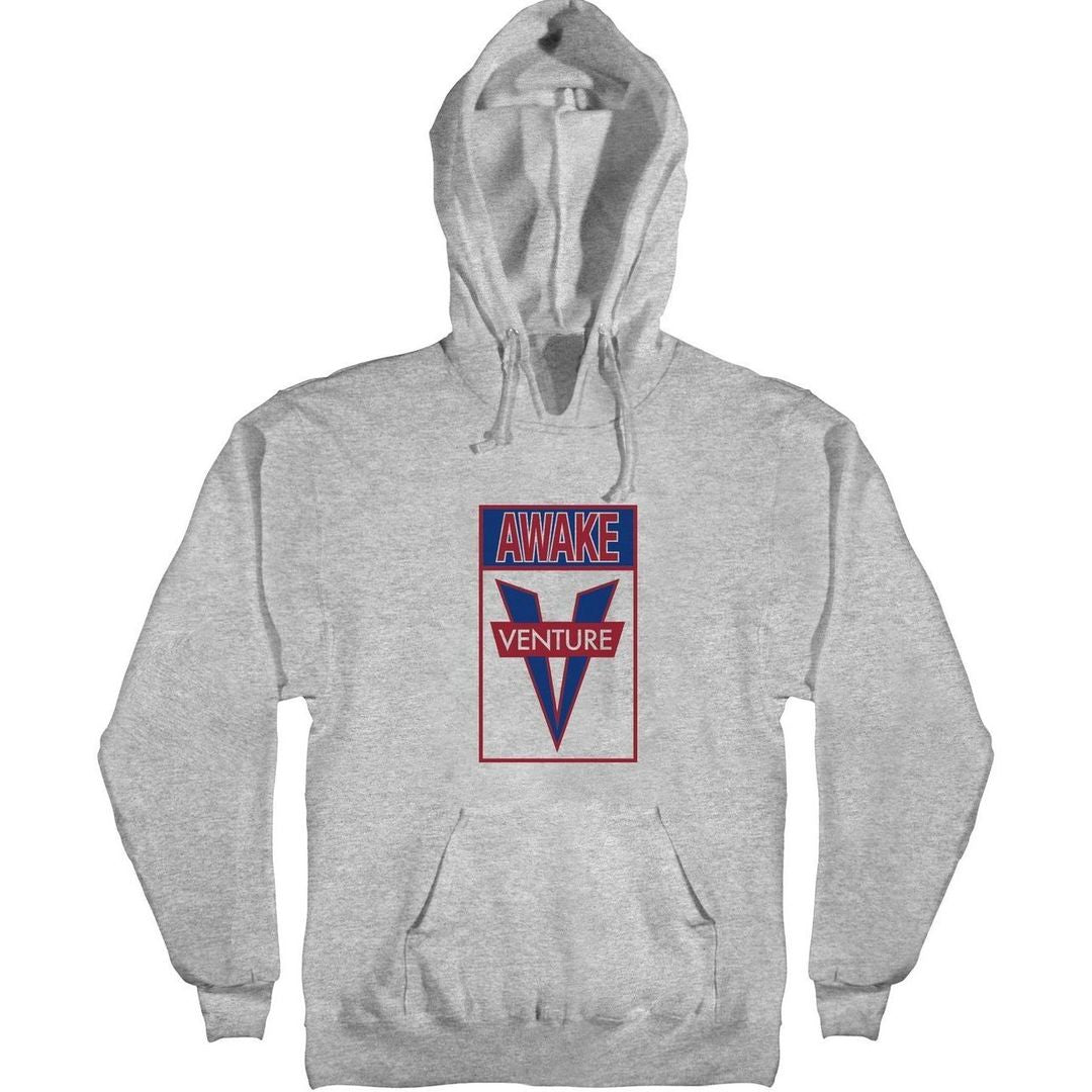 Venture Awake Hoody (Heather/Navy/Maroon)