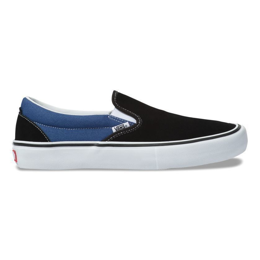 Vans X Anti Hero Slip-On Pro (Black / Blue)