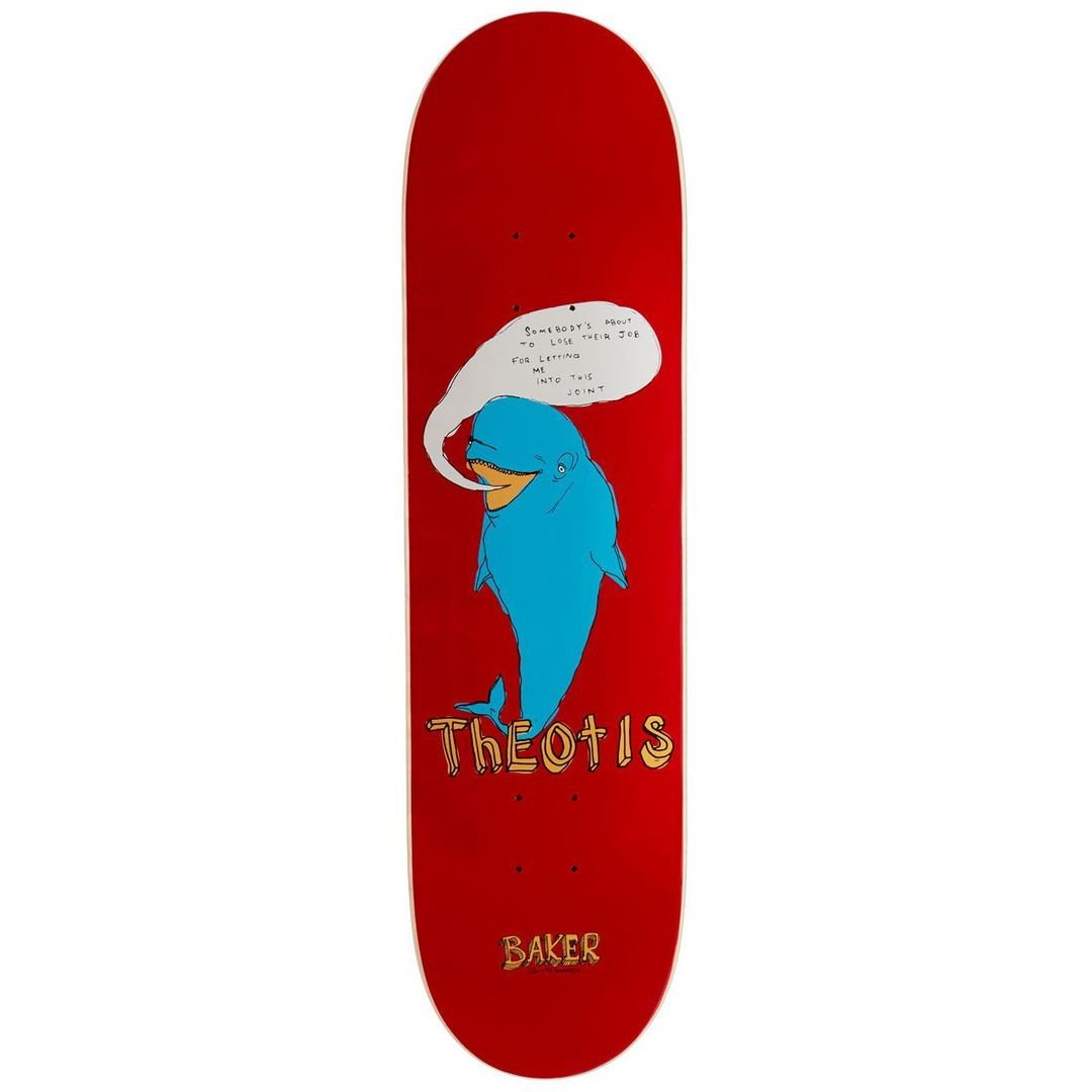 Baker Theotis Fish Talk Deck (8.25)