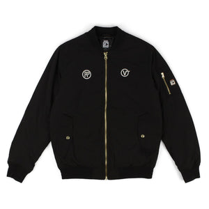 Vans x Passport Jacket (Black)