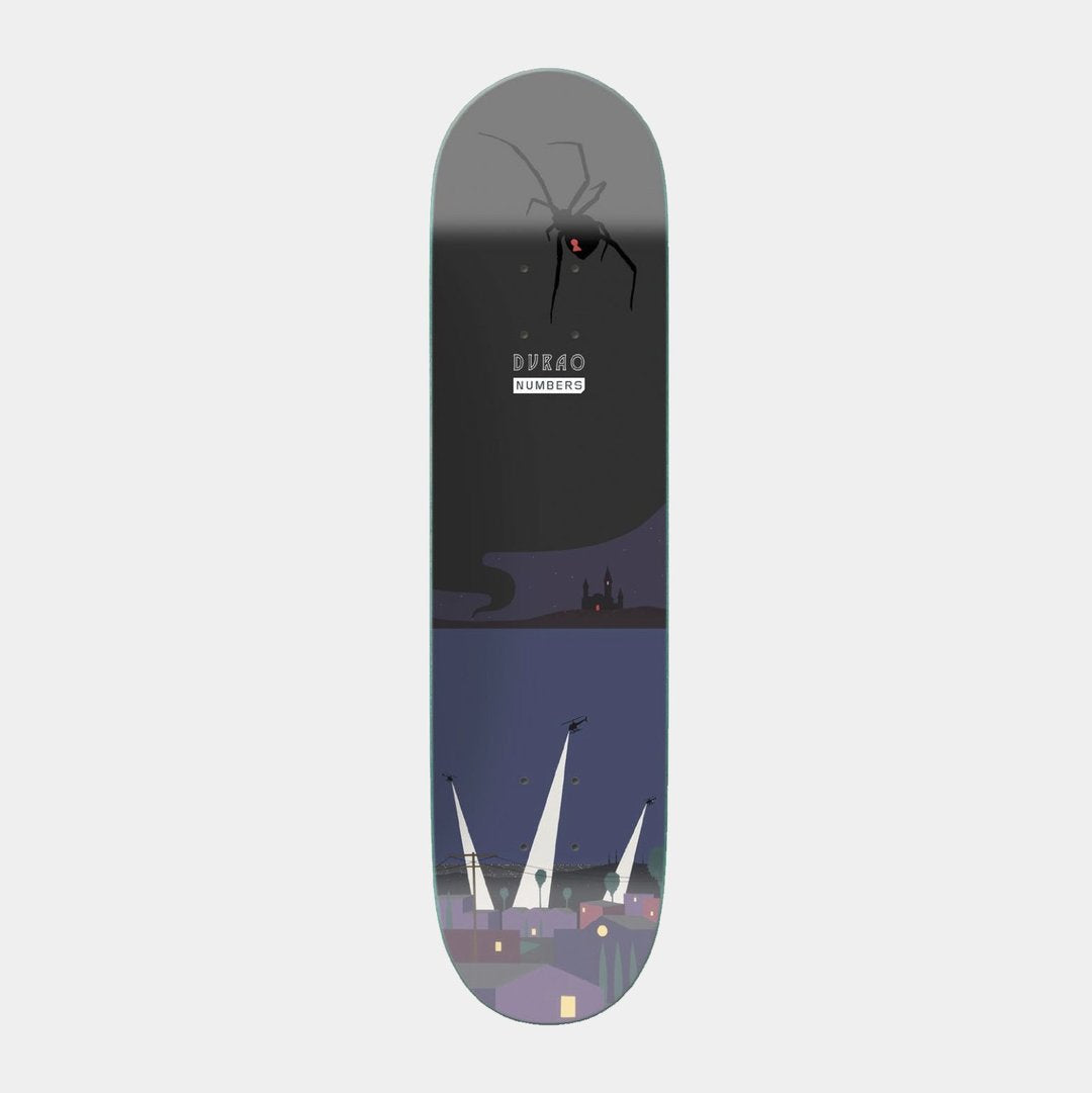 Numbers Durao Edition 6 Series 1 Deck (8.3)