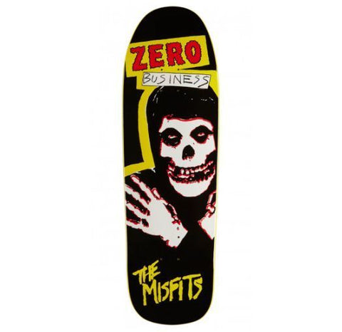 Zero X Misfits Business Shaped Deck (9.5)