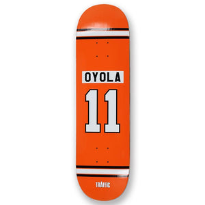 Traffic Bench Warmers Oyola Deck 8.5