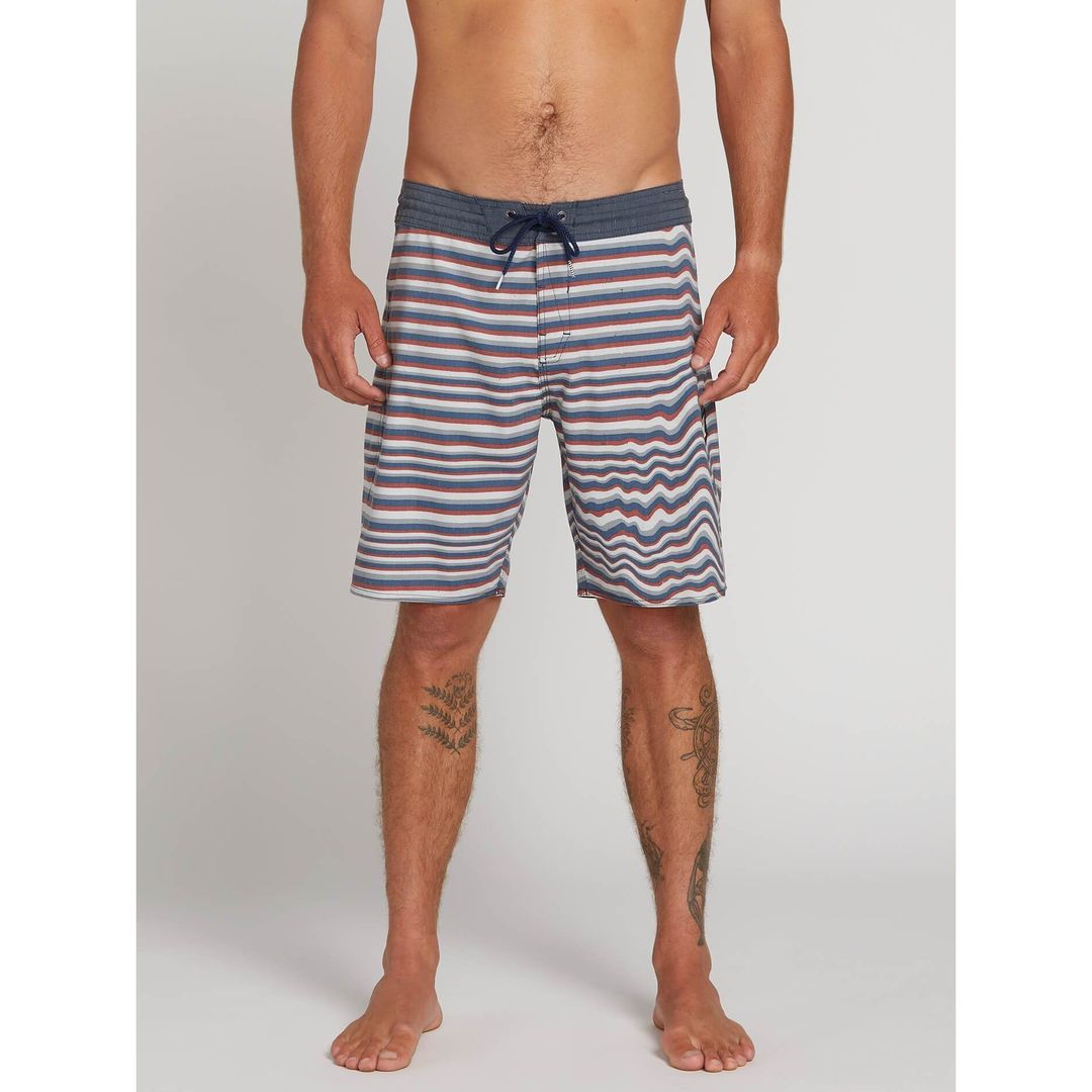 Volcom Aura Stoney 19in. Board Shorts (Tidal Blue)