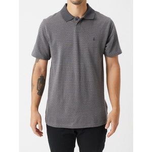 Volcom Wowzer Plus Polo (Pewter)