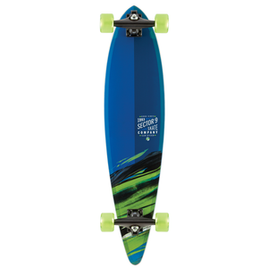 Sector 9 Tripper Ripple Longboard 36""