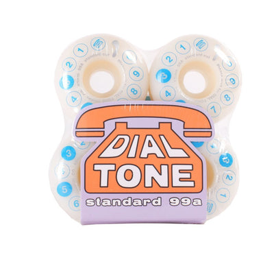 Dial Tone Rotary Digital Standard Wheels Blue 99A (53MM)