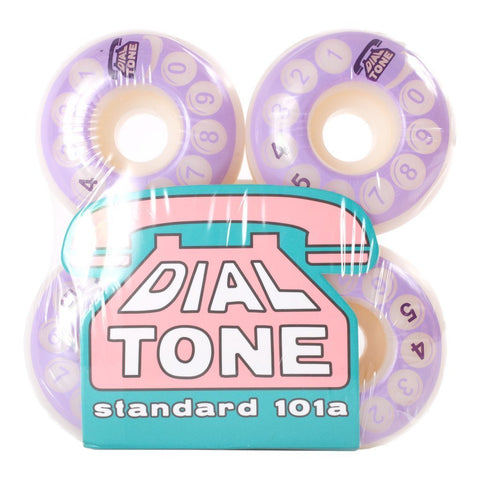 Dial Tone Rotary Classic Standard Wheels Purple 99A (54MM)