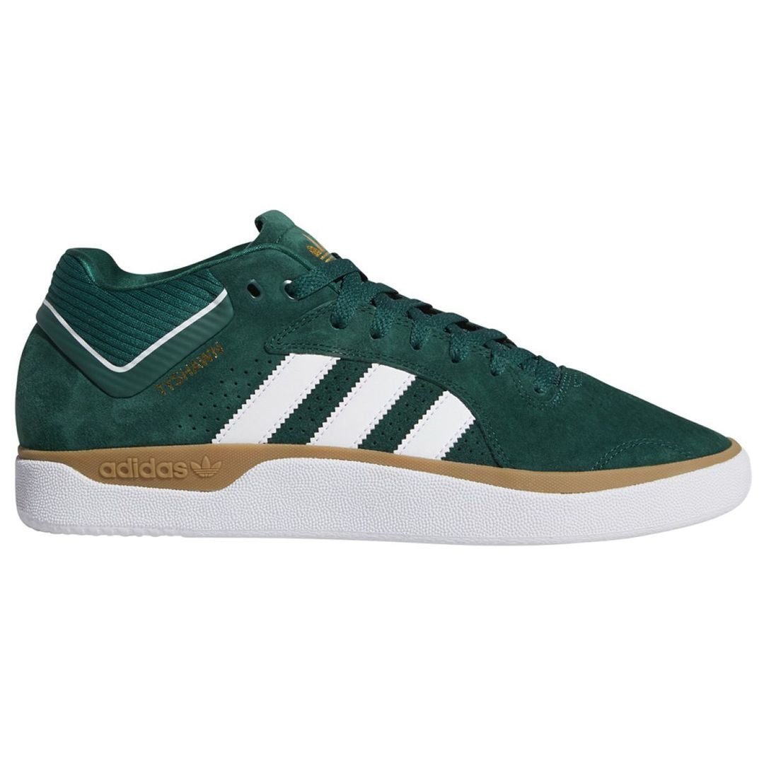Adidas Tyshawn Pro (Green/White/Gum)