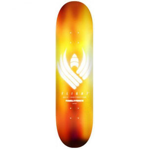 Powell Peralta Flight Deck Glow Gold Shape 249 (8.5)