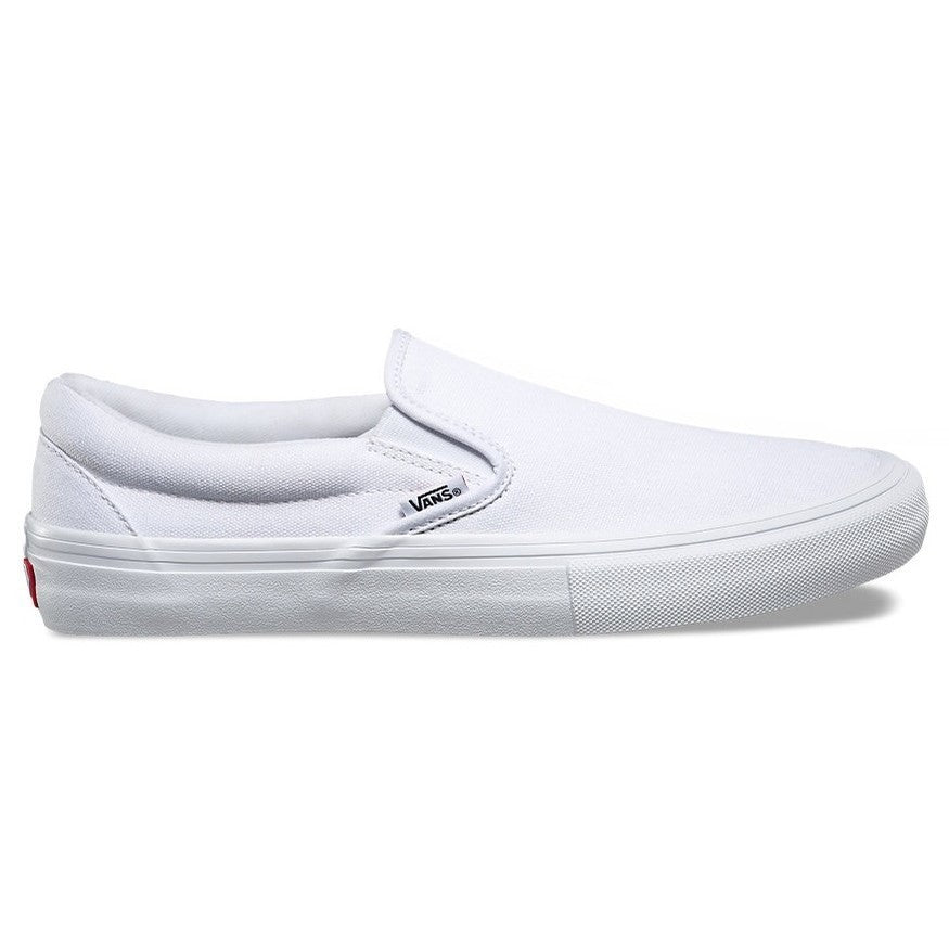 Vans Slip On Pro (White/White)