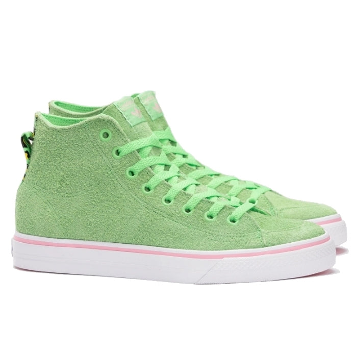 Adidas Nizza NaKel Hi (Green/Pink)