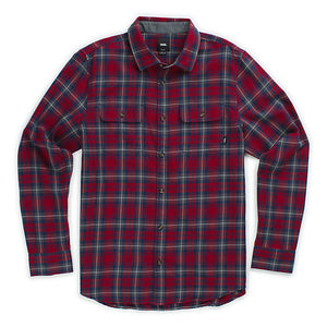Vans Sycamore Flannel (Biking Red)