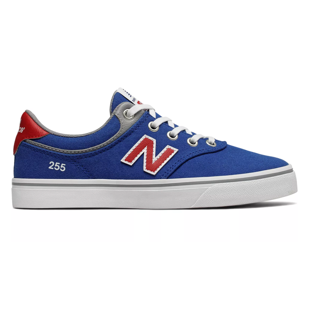 New Balance Numeric Kids 255 (Royal/Red)