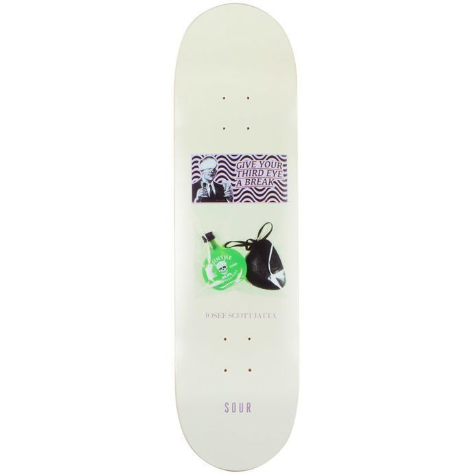 Sour Solution Josef Third Eye Deck 8.5