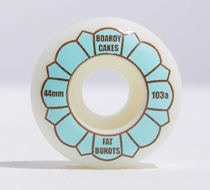 Boardy Cakes Fat Bundt Skateboard Wheels (44MM)