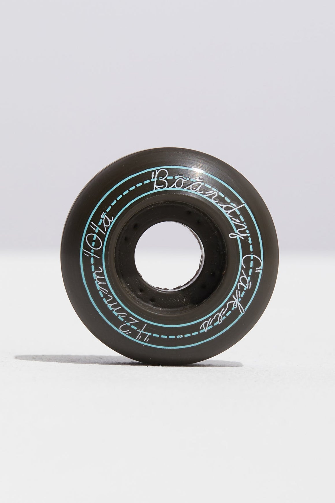 Boardy Cakes 42MM 101A Dark Brown Skateboard Wheels (42MM)