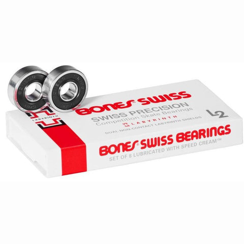 Swiss Labyrinth 2 Bearings