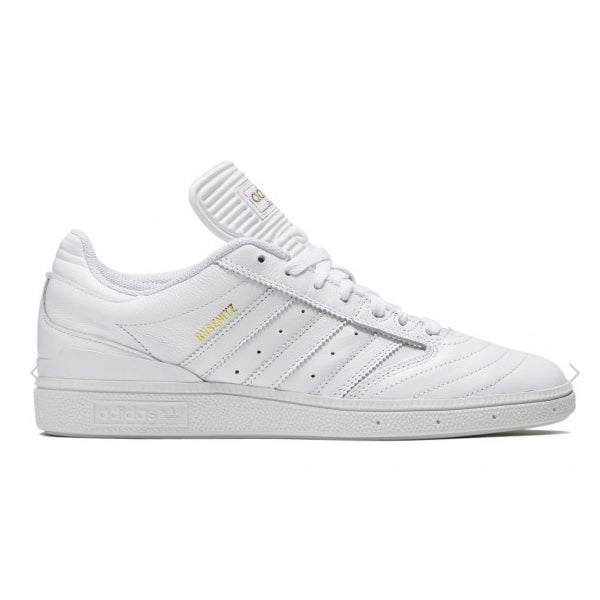 Adidas Busenitz (White Leather)