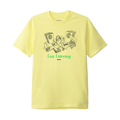 Butter Goods Easy Listening Tee (Banana)