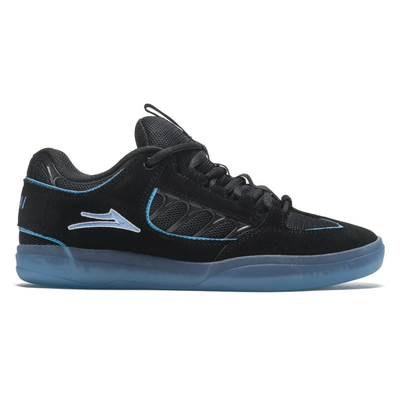 Lakai Carroll 1 (Black/Blue)
