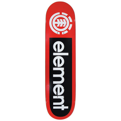 Element Primo Red Deck (7.875)