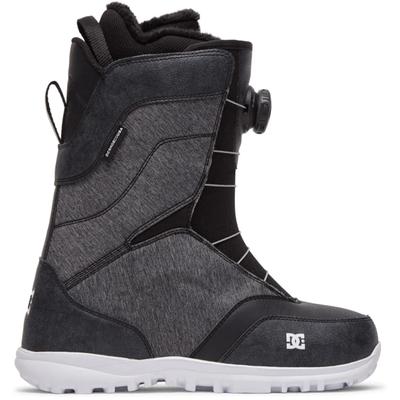 DC Women's Search Boa Boot (Black)