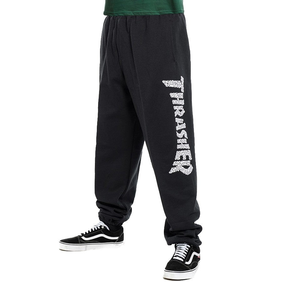 Thrasher Skull Sweatpants (Black)