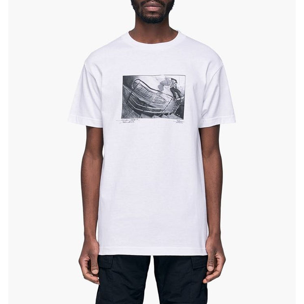 Traffic x Nocturnal Oyola T-Shirt (White)