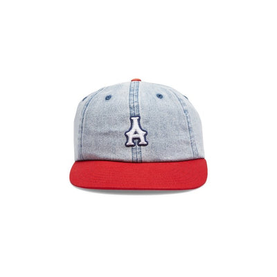 DC x Arcade Cap (Blue Jean/Red)